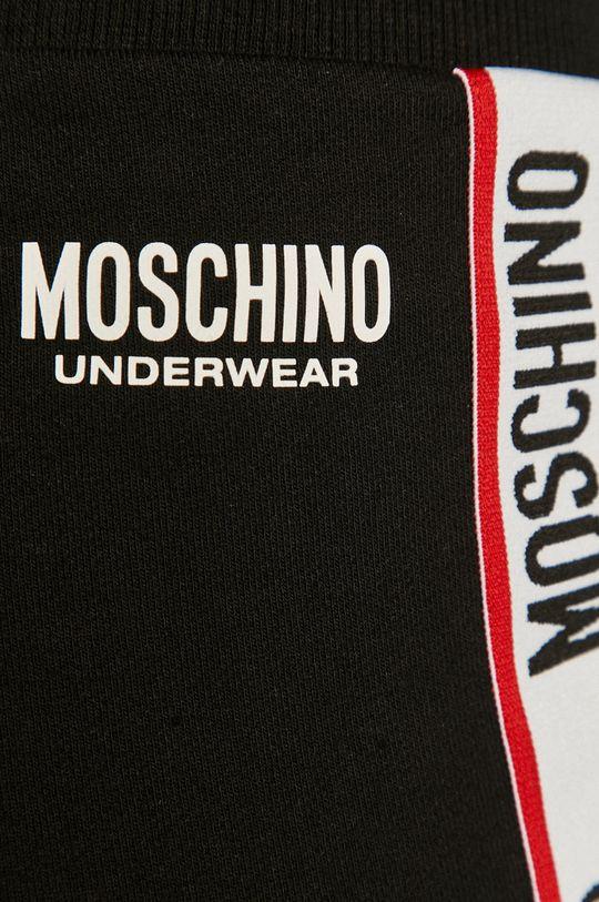 negru Moschino Underwear - Pantaloni scurti