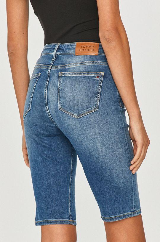 Tommy Hilfiger - Džínové šortky  92% Bavlna, 2% Elastan, 6% elastomultiester