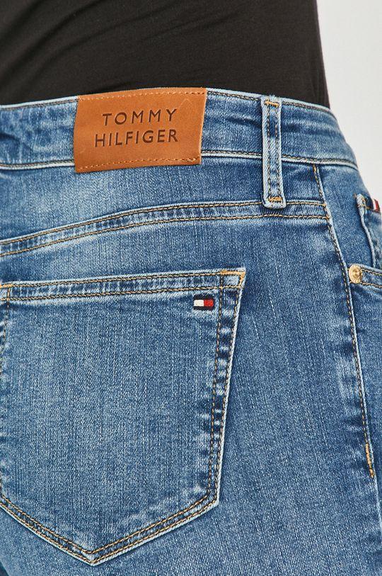 modrá Tommy Hilfiger - Džínové šortky