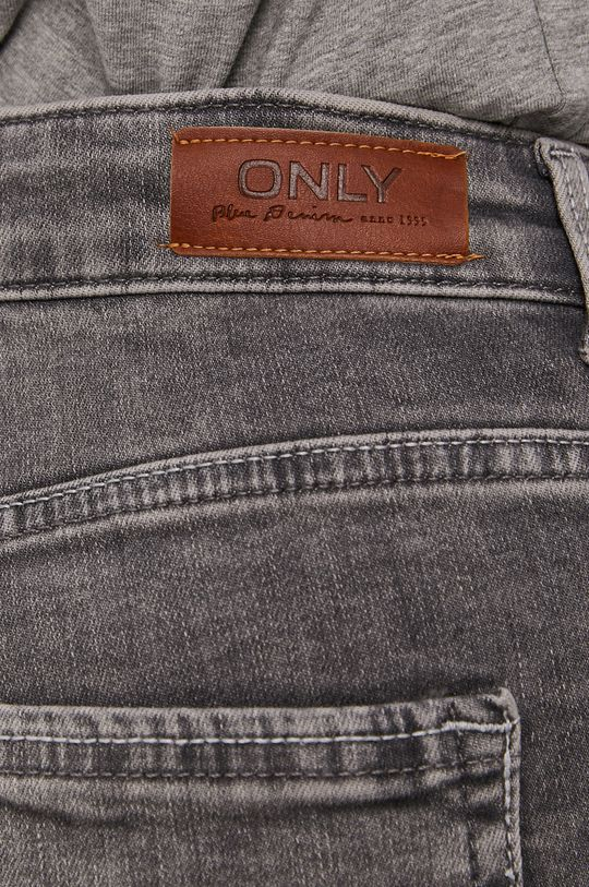 szary Only - Szorty jeansowe
