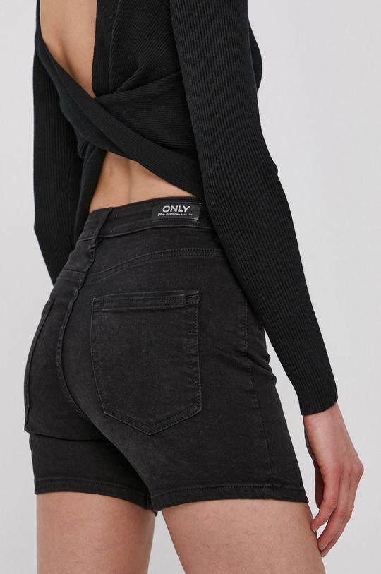 Only - Szorty jeansowe 92 % Bawełna, 2 % Elastan, 6 % Poliester