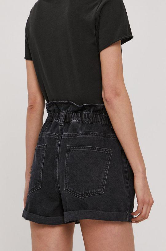 Only - Rifľové krátke nohavice  100% Bavlna