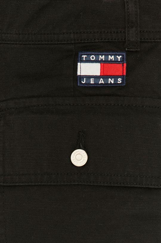 černá Tommy Jeans - Kraťasy