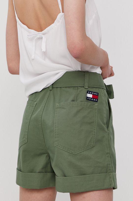 Tommy Jeans - Szorty 100 % Bawełna