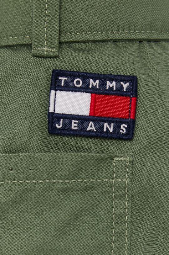 brązowa zieleń Tommy Jeans - Szorty