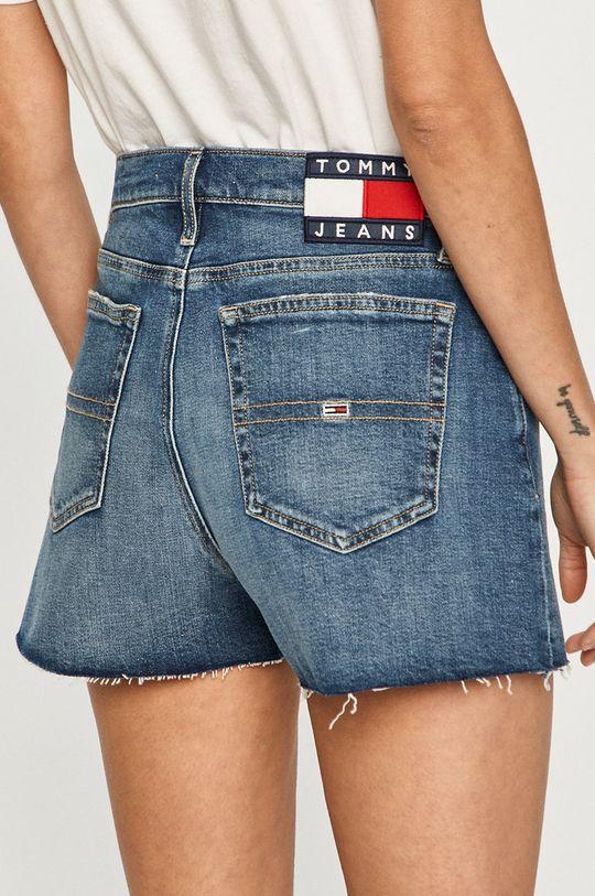 Tommy Jeans - Szorty jeansowe 79 % Bawełna, 1 % Elastan, 20 % Bawełna z recyklingu