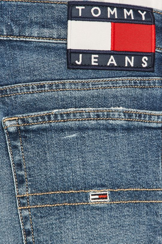 niebieski Tommy Jeans - Szorty jeansowe