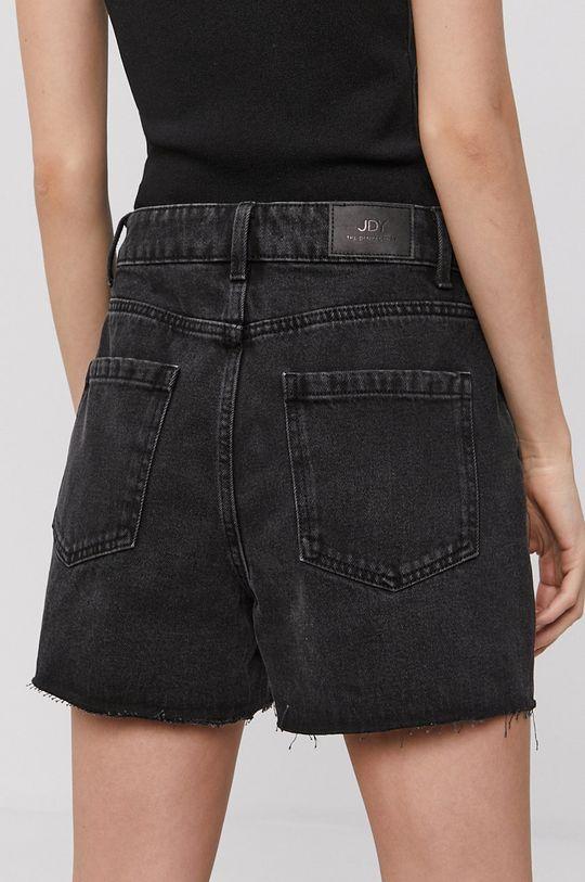 Jacqueline de Yong - Rifľové krátke nohavice  100% Bavlna