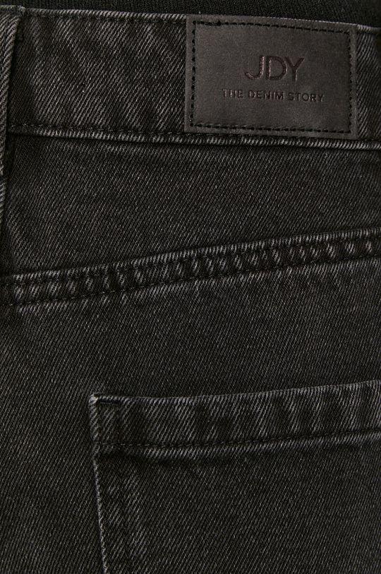 grafitová Jacqueline de Yong - Rifľové krátke nohavice