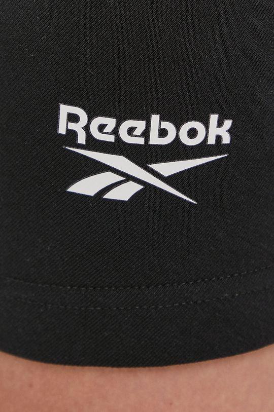 czarny Reebok Classic - Szorty