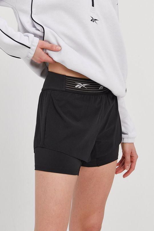 negru Reebok - Pantaloni scurti De femei
