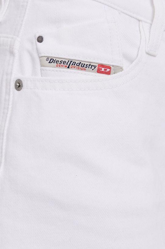 biela Diesel - Rifľové krátke nohavice