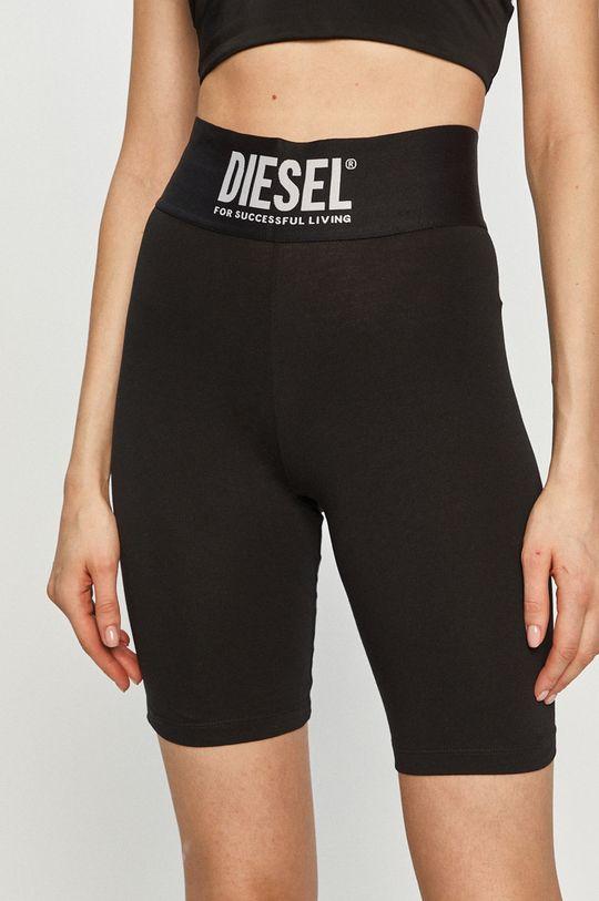 czarny Diesel - Szorty