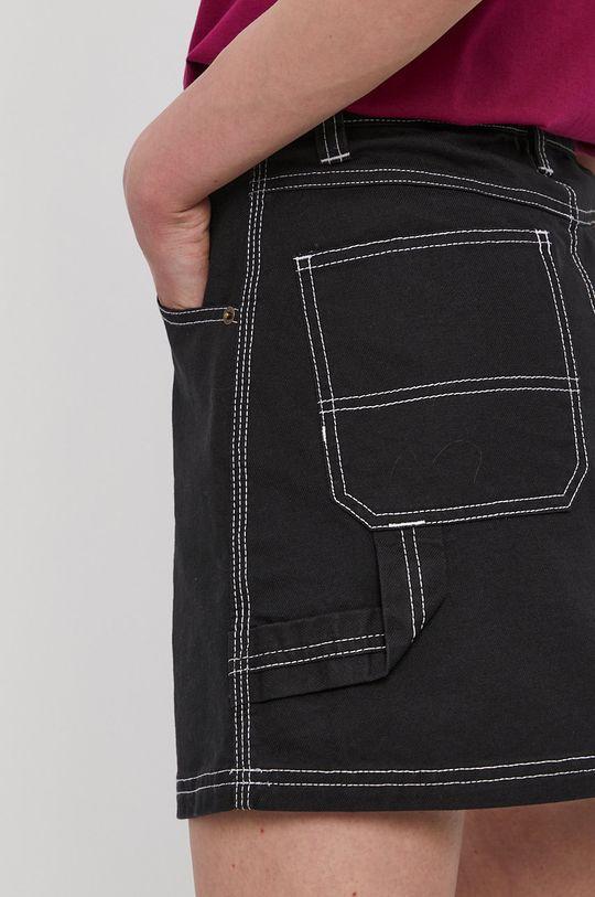 czarny Dickies - Spódnica