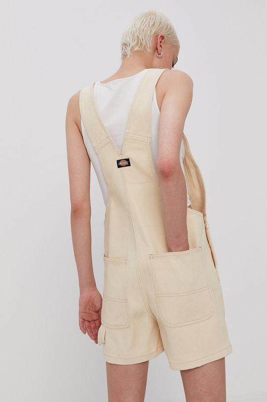 Dickies - Nohavice na traky  Základná látka: 99% Bavlna, 1% Elastan Podšívka vrecka: 20% Bavlna, 80% Polyester