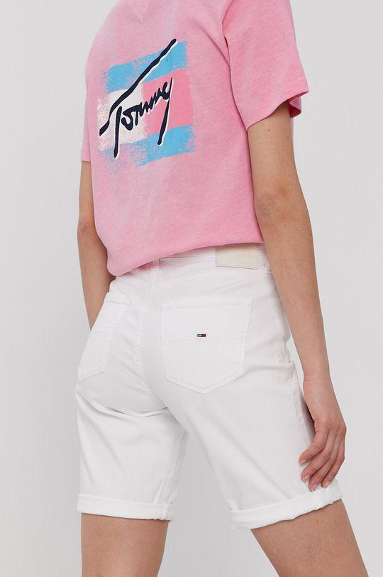 Tommy Jeans - Szorty jeansowe 97 % Bawełna, 3 % Elastan