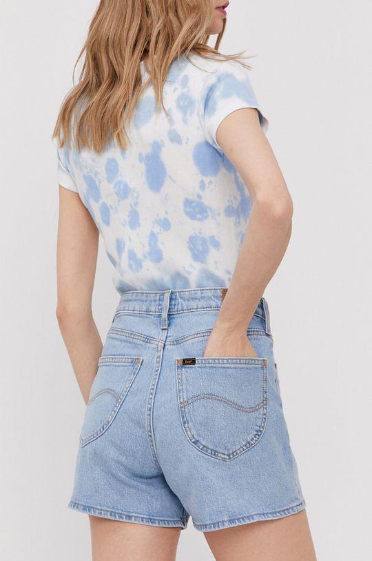 Lee - Szorty jeansowe 99 % Bawełna, 1 % Elastan