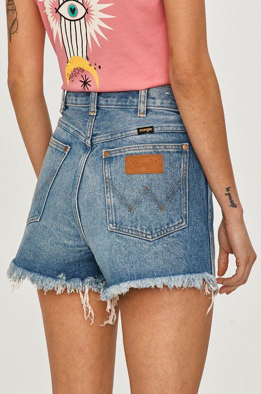 Wrangler - Szorty jeansowe 100 % Bawełna