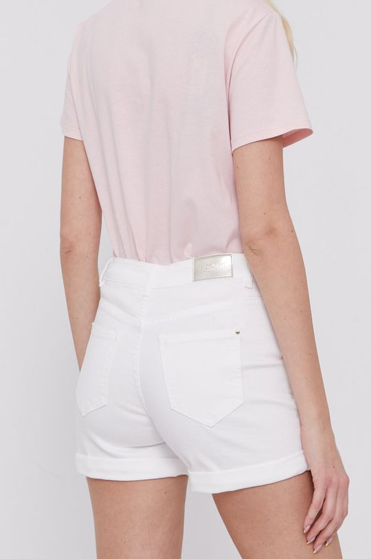 Morgan - Rifľové krátke nohavice  55% Bavlna, 2% Elastan, 10% Polyester, 33% Viskóza