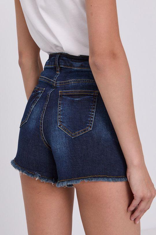 Morgan - Szorty jeansowe 72 % Bawełna, 3 % Elastan, 7 % Poliamid, 18 % Poliester