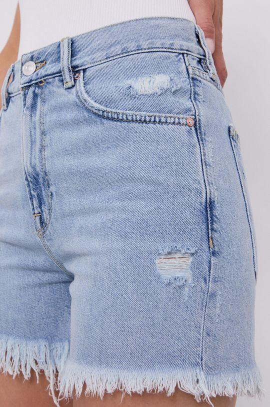 AllSaints - Džínové šortky Dámský