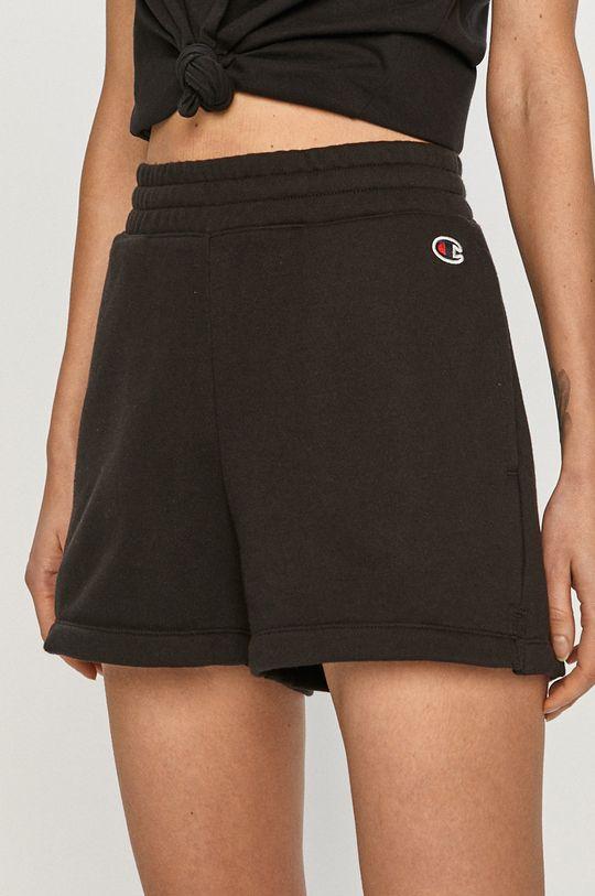 negru Champion - Pantaloni scurti De femei