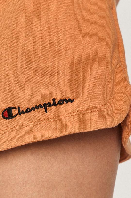 oranžová Champion - Kraťasy