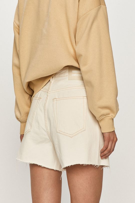 Dr. Denim - Rifľové krátke nohavice  100% Bavlna