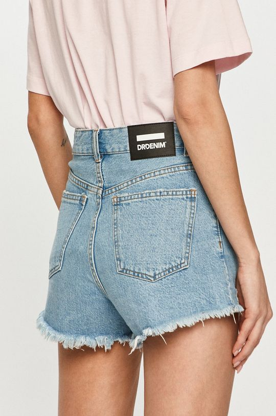 Dr. Denim - Pantaloni scurti jeans  100% Bumbac