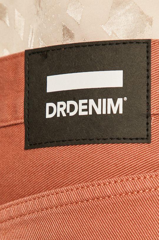 fiołkowo różowy Dr. Denim - Szorty jeansowe