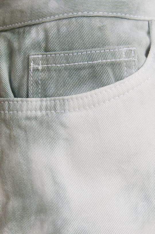 zelená Noisy May - Džínové šortky