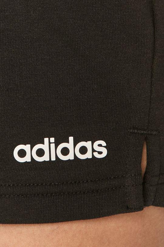 černá adidas - Kraťasy