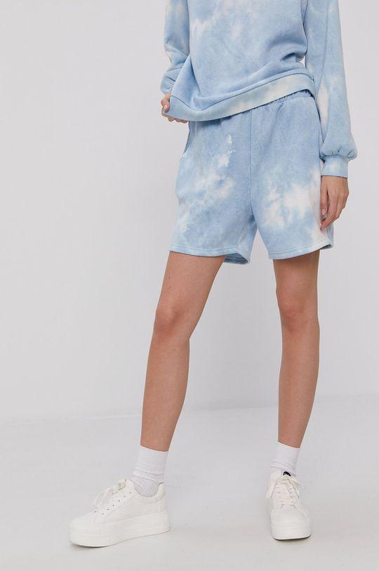 modrá Vero Moda - Šortky Dámsky