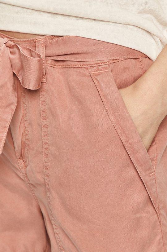 brudny róż Pepe Jeans - Szorty Nomad