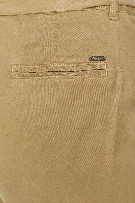 jasny zielony Pepe Jeans - Szorty Nomad