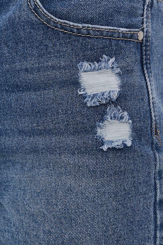 niebieski Haily's - Szorty jeansowe