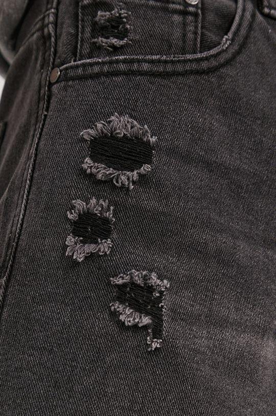 szary Haily's - Szorty jeansowe