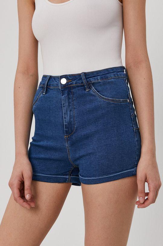 Haily's - Szorty jeansowe granatowy