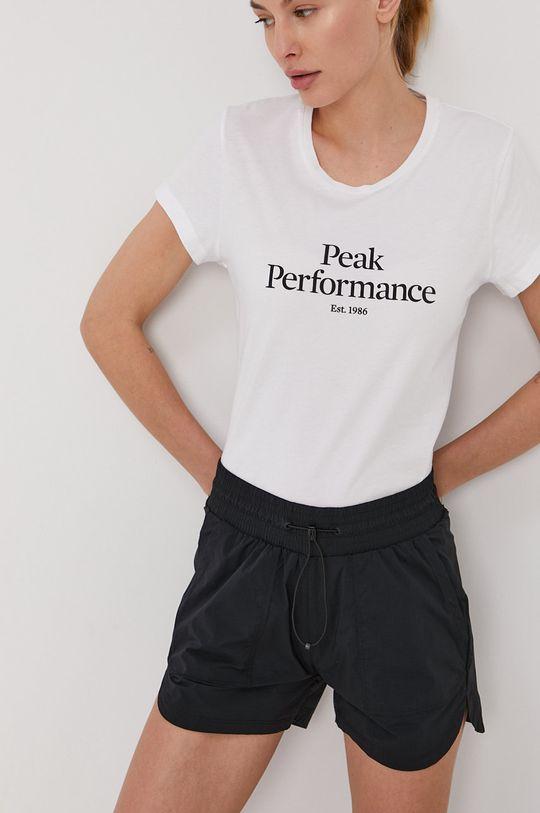 czarny Peak Performance - Szorty Damski