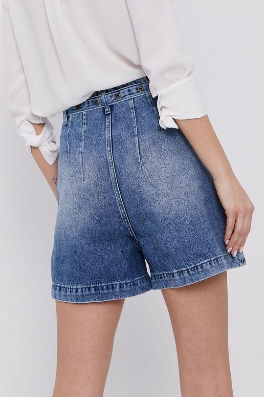 Patrizia Pepe - Szorty jeansowe Podszewka: 35 % Bawełna, 65 % Poliester, Materiał zasadniczy: 100 % Bawełna