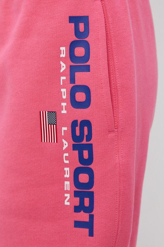 różowy Polo Ralph Lauren - Szorty