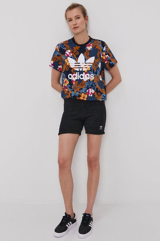 adidas Originals - Pantaloni scurti negru