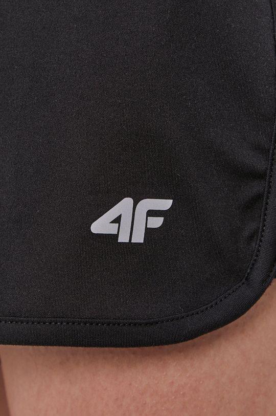 czarny 4F - Szorty