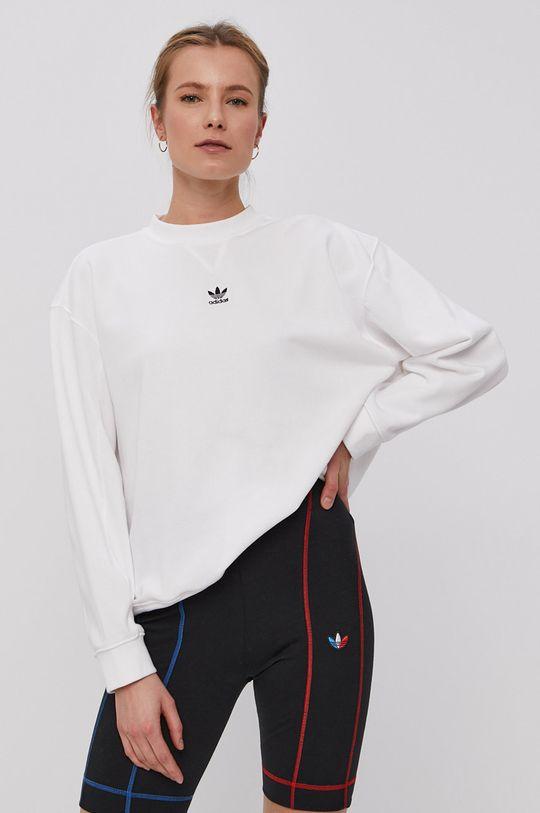 čierna adidas Originals - Šortky