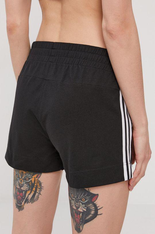 adidas - Pantaloni scurti  93% Bumbac, 7% Spandex
