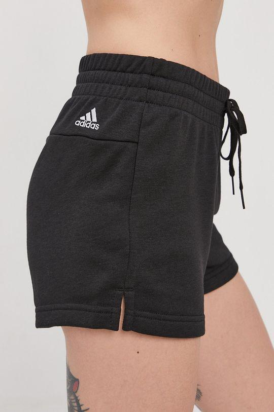 adidas - Šortky  53% Bavlna, 11% Rayon, 36% Recyklovaný polyester