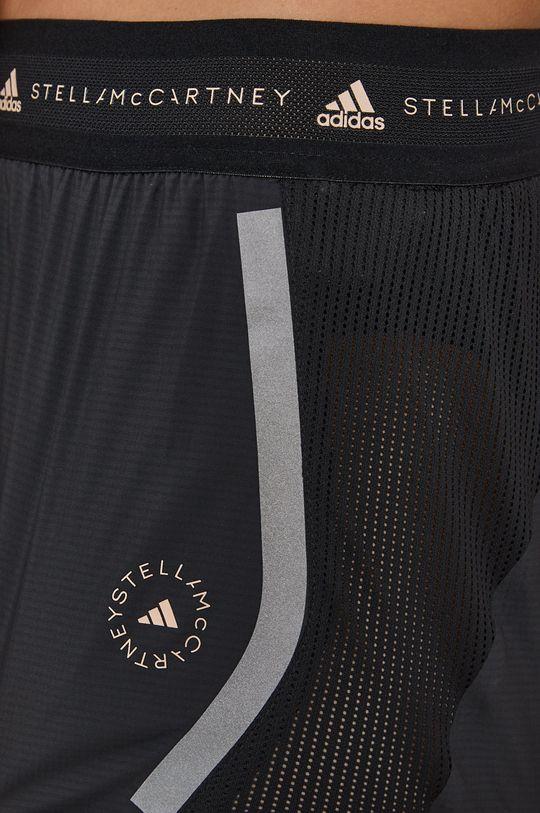 černá adidas by Stella McCartney - Kraťasy