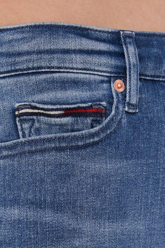 modrá Tommy Jeans - Džínové šortky