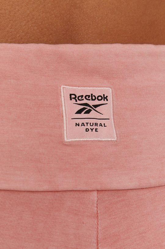 pastelowy różowy Reebok Classic - Szorty