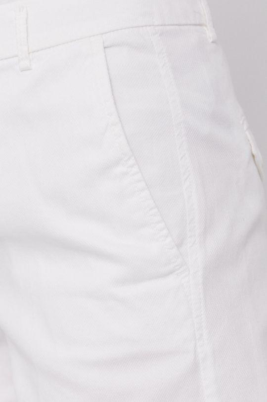 biały United Colors of Benetton - Szorty